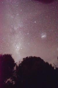 Okopako skyscape