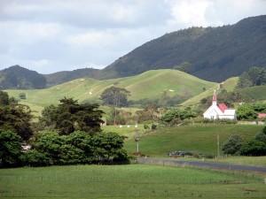 View of Pakanae